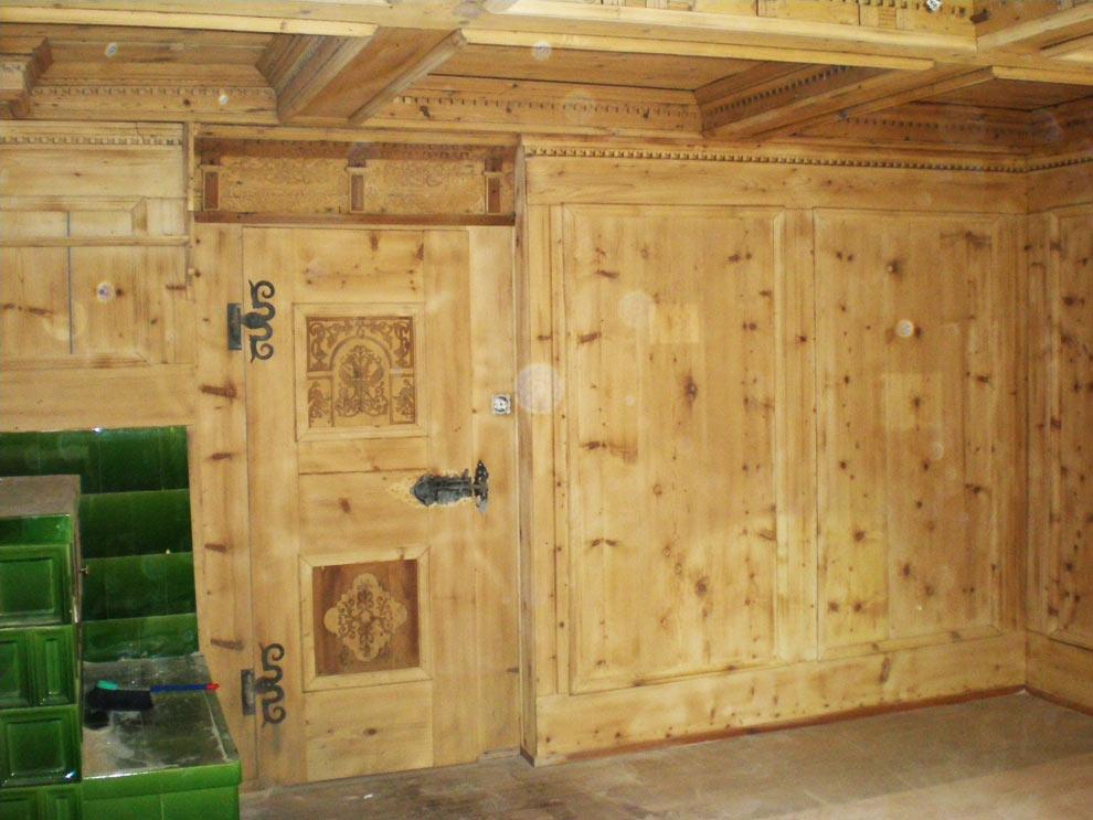 ein bild von einer k che sandstrahlen mobil sandstrahlen von metall holz altholz fassaden. Black Bedroom Furniture Sets. Home Design Ideas